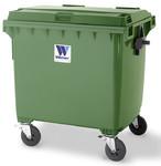 pojemnik na odpady 1100l